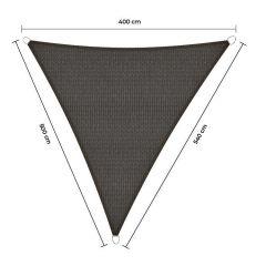 SMART Dreieck ungleiche Seiten Anthrazit 4x5x5,4