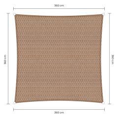 Sunfighters Quadratisch Baryt 5x5